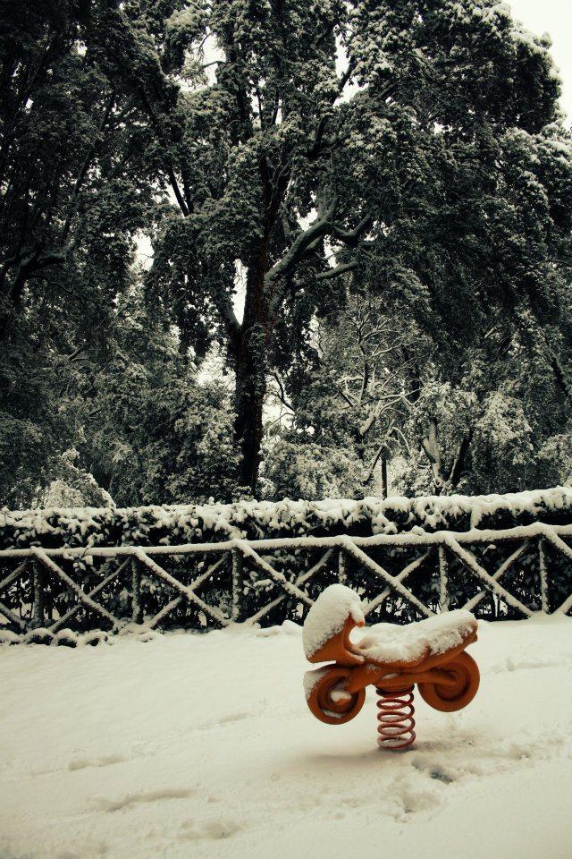 la neve scende mentre scopro il mio amore per Fierce