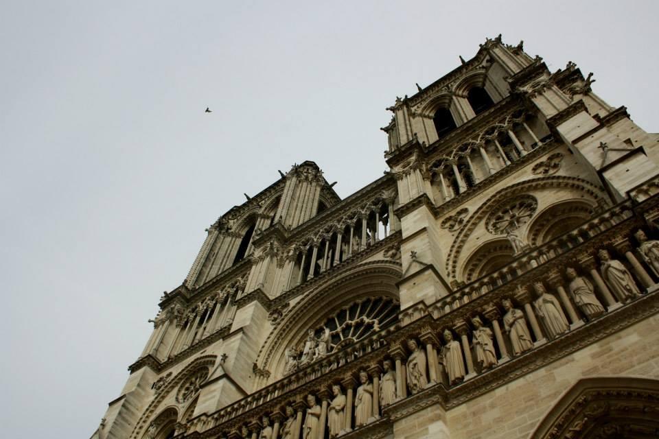 notre dame de paris monumenti parigi