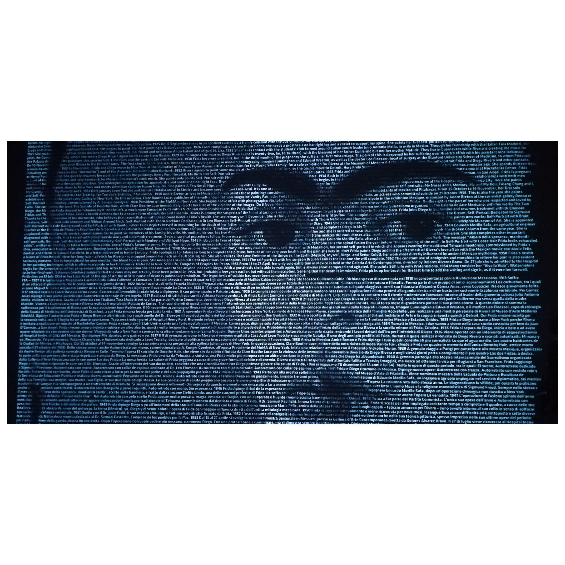 visita alla mostra dedicata a Frida Khalo a Milano